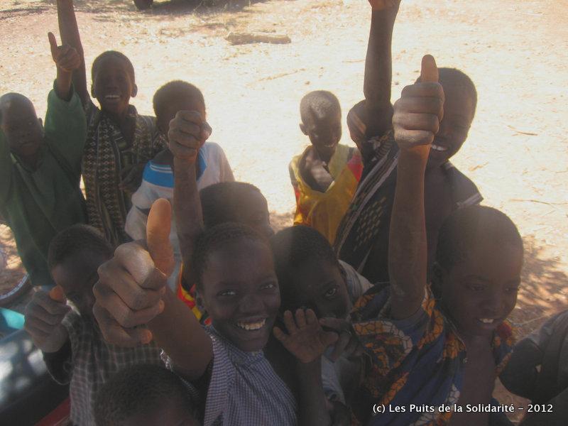 Une école pour tous à Kalo